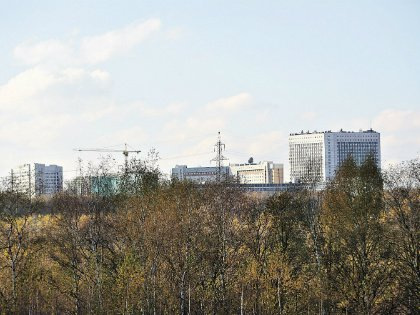 Комплекс зданий СВР скоро расширится еще больше