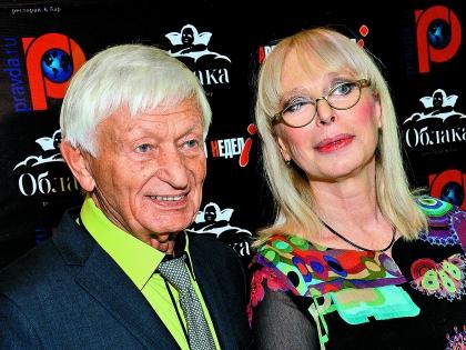 Любовь Воропаева одной из первых узнала, кто покорил сердце Агутина–старшего после развода