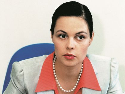 Анна Николаевна называет свою преемницу Катюня и довольна тем, как она ведет программу
