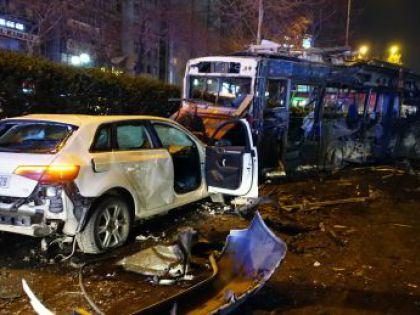 Взрыв в Анкаре: 34 погибших и 125 пострадавших