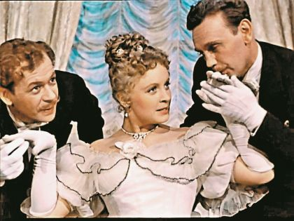 «Анна на шее» (1954)