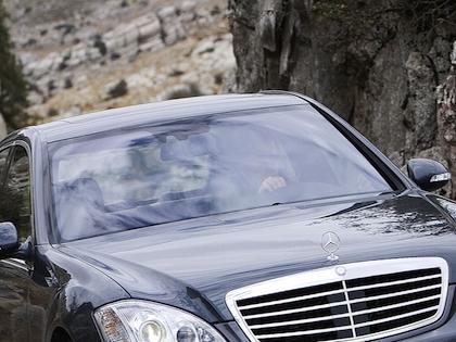 23 мая в Москве угнали Mercedes стоимостью около 9 млн