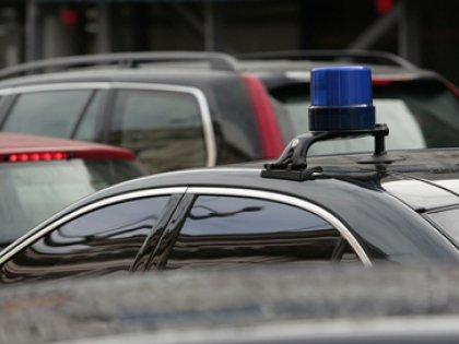 Audi с номерами АМР и спецсигналом сбил пешехода