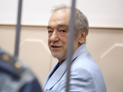 Левон Айрапетян на процессе по делу Башнефти