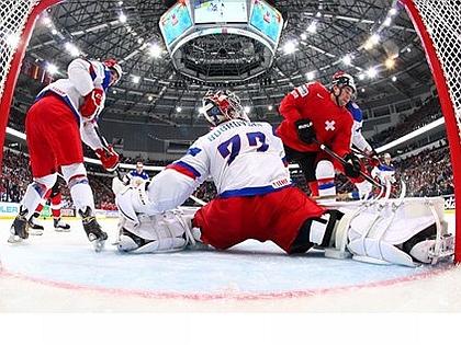 ЧМ-2014. Россия - Швейцария 5-0