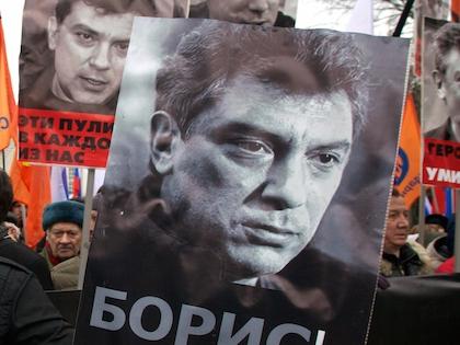 Борис Немцов работал перед своей гибелью над докладом «Путин. Война»