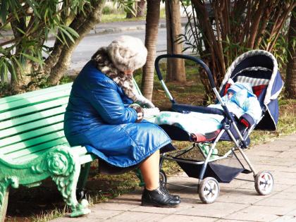 Главные черты человека видны уже в младенчестве