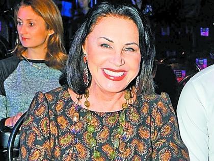 Надежда Бабкина: Моему янтарному украшению триста лет