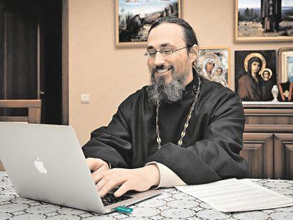 Протоиерей Димитрий из Ульяновска