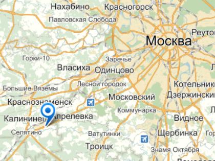 Рейсовый автобус Брянск — Москва ехал в сторону столицы, когда произошло столкновение