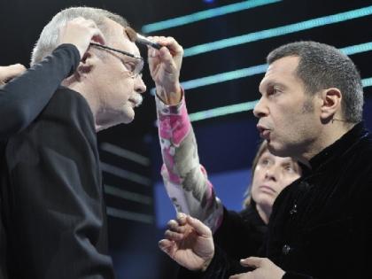 У Соловьева режиссер улучшает имидж российского коммуниста