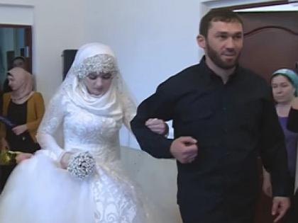 Свадьба 17-летней Луизы и главы чеченского РОВД подняла в общество дискуссию о многоженстве