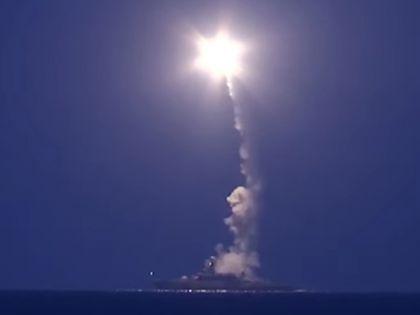 7 октября российские корабли атаковали объекты ИГИЛ в Сирии