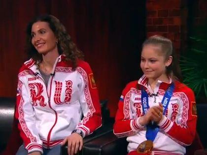 Юлия Липницкая и ее уже бывший тренер Этери Тутберидзе