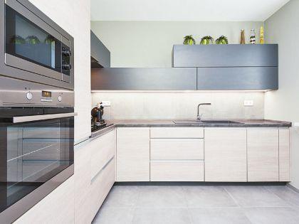 Встроенная техника может увеличить пространство кухни