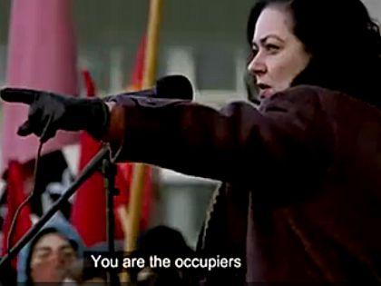 «Вы оккупанты»