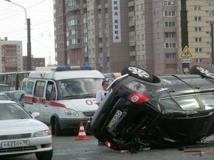 Затруднено движение по Комсомольскому проспекту в центр