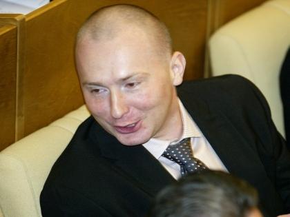 Вице-спикер Госдумы Игорь Лебедев