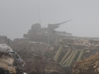 ОБСЕ не смогла подтвердить отвод вооружения в Донбассе