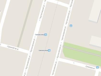 ДТП произошло в ЮАО Москвы, в районе «Чертаново Северное»