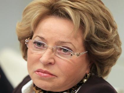 Матвиенко выступила против жестокого госрегулирования цен