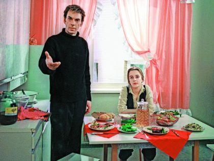 Наталья Вавилова и Алексей Баталов
