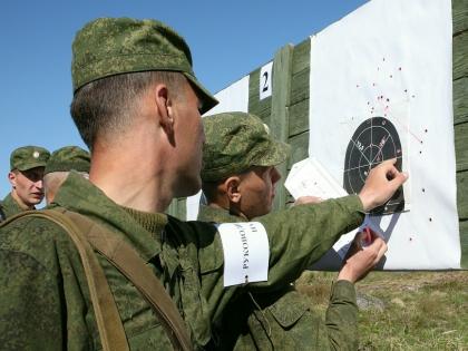 Инцидент произошёл в воинской части № 3642