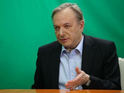 Журналист-международник, специалист по США Михаил Таратута