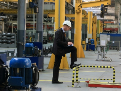 Наши турбинисты выпускают высокотехнологичную продукцию, сказал Бухмастов