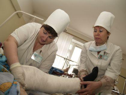 Медики надеются, что им дадут возможность спокойно работать