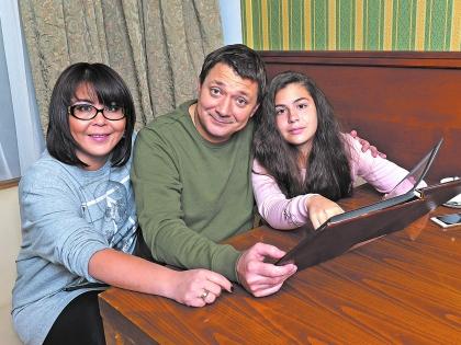 Вся семья Яна Цапника с удовольствием ездит в Китай