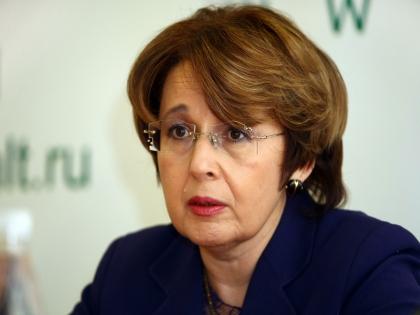 Депутат назвала незаконным отстранение её от руководства петербургским отделением партии