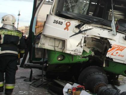 Это вторая крупная авария в регионе за сутки