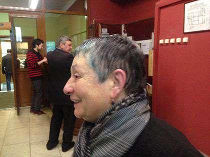 Людмила Улицкая после нападения