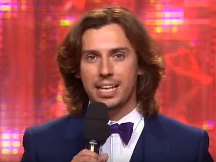 Максим Галкин в эфире «Танцев со звездами»