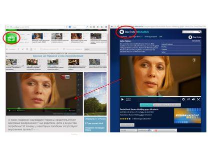 После атаки интернет-троллей травля Ольги продолжилась на российском телевидении