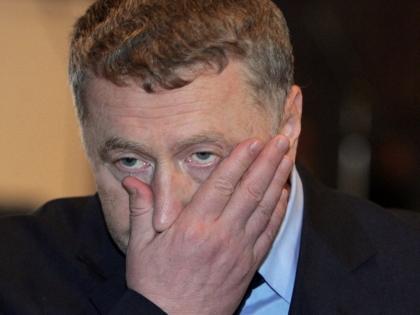Владимир Жириновский хотел схитрить, но получилось не очень