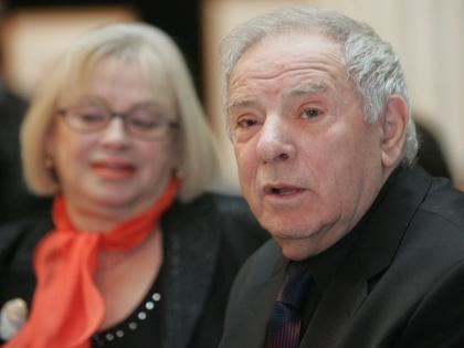 Мира и Петр Тодоровские