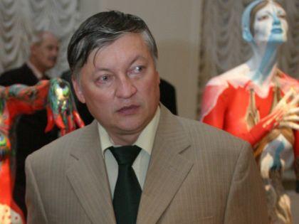 Теперь для Анатолия Карпова главная забота — экология России