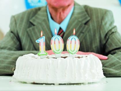 Для тех, кому уже исполнилось 100 лет, 80-летние – молодые