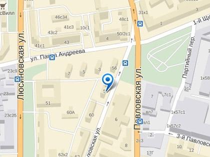 Силовики проверяют информацию о взрывном устройстве, расположенном в доме № 58 по ул. Большая Серпуховская