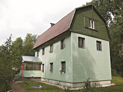 Загородный дом семьи Мишулиных