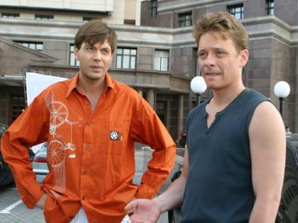 Кадр из сериала «Игра на выбывание» (2005)