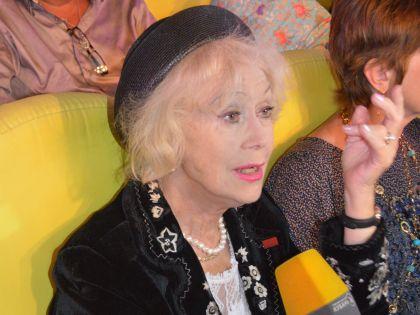 Светлана Немоляева на фестивале «Киношок»