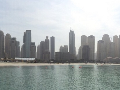 Ирина много путешествует. Например, 3 месяца назад она была в Дубае