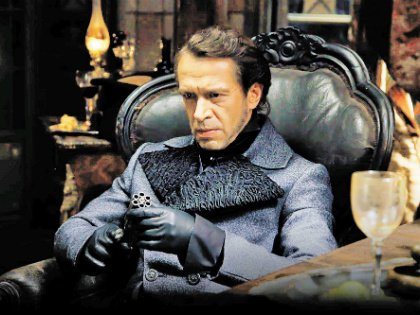 Владимир Машков в роли графа