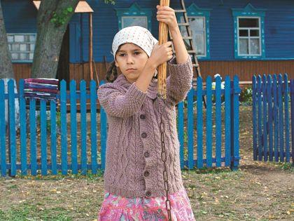 10-летняя Аполлинария Дашковская сыграла ведунью в детстве