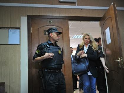 31 июля адвокаты Васильевой отозвали жалобу на приговор