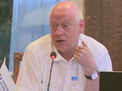 Политолог Борис Макаренко