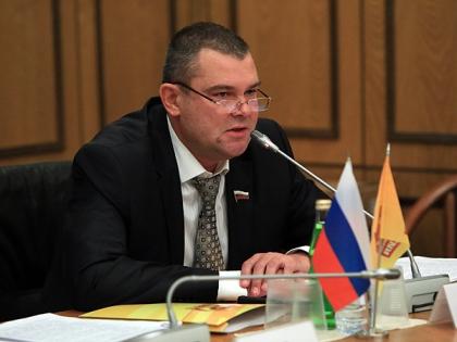 Депутат Госдумы РФ Дмитрий Горовцов